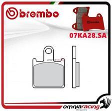 Brembo SA - Pastiglie freno sinterizzate anteriori per Kawasaki Z1000 2007>2009
