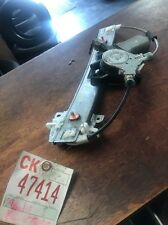 2005 2006 2007 Ford Escape Window Motor Regulator Rear Driver Side