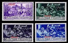 1930 ITALY-AEGEAN ISLANDS - PISCOPI  #12-15 WMK 140 - OGH - VF - $15 (ESP#1540)