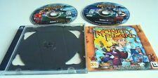 Escape from Monkey Island-Monkey Island 4-LucasArts-engish