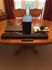 Bose lifestyle 135 Series II Home Theatre Sound System...Slightly Used