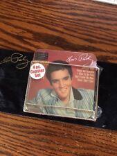 Elvis Presley Drink Coasters 4 Pack Unopened Still in Factory Shrink Wrap NEW