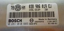 TUNED !!! VW PASSAT ECU 1.9TDI 101 AVB 038906019EJ IMMO OFF PLUG&PLAY
