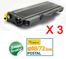 3XToner NON-OEM compatible Brother TN2120 TN-2120 HL2140 HL2150