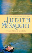 Remember When by McNaught, Judith, Good Book