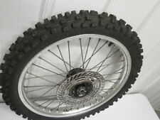 1990 Honda CR500 Front Wheel Assembly CR125 CR250 CR 125 250 500 90 - 94