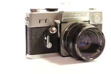 Petri FT 35mm Camera + Petri 55mm f1.8 cc auto lens