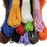 100FT 550 7Strands Lanyard Parachute Cord Mil Spec Type III Paracord 11 Colors