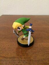 Amiibo Figure TOON LINK Super Smash Bros  Nintendo Wii U 3DS Switch