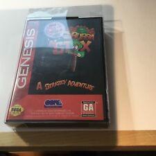 Bubba & Stix - Sega Genesis Complete