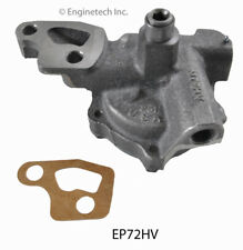 Engine Oil Pump-OHV, Chrysler, 16 Valves ENGINETECH, INC. EP72HV