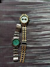 Mens watches used joblot x 2