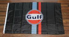 New Gulf Racing Banner Flag Porsche Formula One F1 Race Team Garage Gas Station