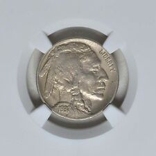 1937 D 3 Legged Buffalo Nickel - NGC XF Details - RARE with excellent detail!