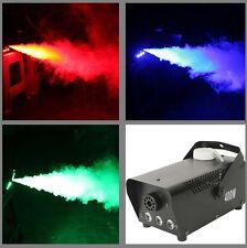 RGB LED 400 Watt Fog Effect Smoke Machine Wired Control DJ Disco Xmas Wedding