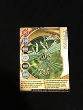 Bakugan Skyress Character Metal Gate Card 16/48b
