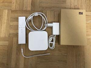 Xiaomi Mi Box 3 Enhanced Pro TV Box White 4K 2G 8GB Android TV