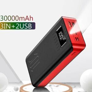 Bateria Externa Portatil Para Cargar Celulares Iphone Samsung Gran Capacidad