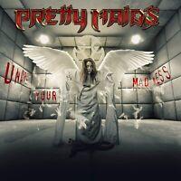 PRETTY MAIDS - UNDRESS YOUR MADNESS  - CD NEU