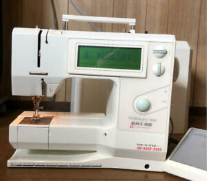 Bernina 1530 For Parts Riccar Holidayne From Japan Made in Switzerland