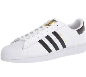 Las Mejores Ofertas En Zapatillas Adidas Superstar Leather M Ancho Para Hombres Ebay