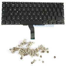 "100% New Macbook Air 11"" A1370 A1465 UK British Keyboard MC968 MC969 MD223 MD224"