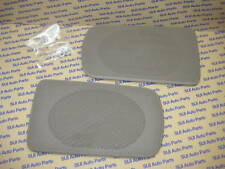 Toyota Camry Rear Speaker Grille Tray Covers TAN Genuine OEM  New  2002-2006
