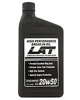 LAT Racing Oils - Break-in 20w50 (1 Quart)