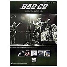 Bad Company Guitar Tab Anthology (Paperback or Softback)