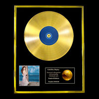 CELINE DION A NEW DAY HAS COME CD  GOLD DISC RECORD VINYL LP AWARD  FREE P+P!!