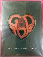 GD & TOP 1st Album [HIGH HIGH] :: CD with Booklet,New Cover,Bigbang, Original