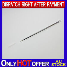 Stainless Steel Acne Needle Blackhead Removal Pin Pimple Blemish Extractor Tool