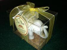 Lucky Elephant Tealight Holder - Brand New