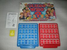Guess Who? The Mystery Face Guessing Game 1996 Milton Bradley 4800 Complete EUC