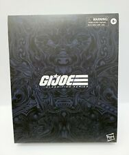 Hasbro Pulse Exclusive G.I. Joe Classified Deluxe SNAKE EYES MIB RARE! SOLD OUT!