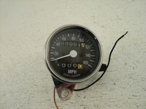 Universal Chrome Speedometer Assembly #4160