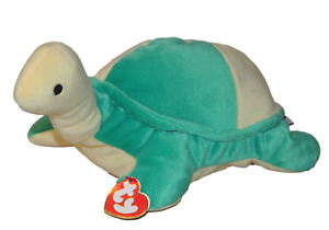 Ty Large Plush Pillow Pal - Snap the Turtle