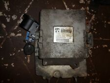 PEUGEOT 206 1.4 2000 5DR ECU-KEY & TRANSPONDER-9639907880