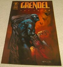 DARK HORSE COMICS GRENDEL WAR CHILD # 4 VF