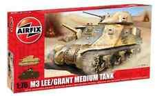 Airfix A01317 M3 Lee Grant Medium Tank 1:76 Scale Kit