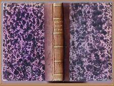 MONSIEUR MADAME ET BEBE  par  Gustave Droz  -  1872 - THEATRE LITTERATURE