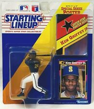 ⚾️ 1992 STARTING LINEUP - SLU - MLB - KEN GRIFFEY, JR - MARINERS (SWINGING) - 2