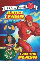 Justice League Classic: I Am the Flash (I Can Read Level 2) by John Sazaklis