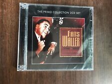 FATS WALLER THE ESSENTIAL RECORDINGS 2 CD SEALED/NEW FREE SHIPPING
