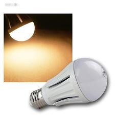 LED-Glühbirne E27 G50 SMD warmweiß 490lm, E 27 Leuchtmittel 230V Birne Glühlampe