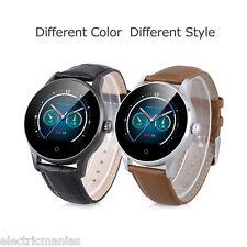 Orologio Intelligente Smartwatch Fitness Sonno Call/SMS Notifica Remote Capture