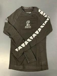 Assos Skinfoil Spring/Fall Base Layer, Long Sleeve, Size I (Medium), Black