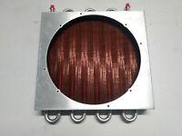Heat Exchanger Lytron AS08-10G01 BD Heat Exchanger Tube-Fin Liquid-to-Air 1580W