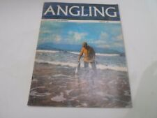 August 1969 Vintage Fishing Magazine ANGLING +Illustrated + Advertising