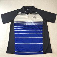 Sport Tek Golf Polo Special Olympics Logo Men's Size Large